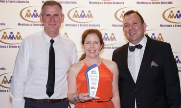 Doubles for Brisbane, MCEC at National MEA Awards