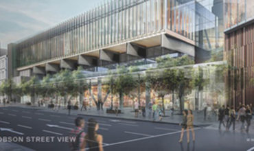 Smaller SkyCity Convention Centre design unveiled