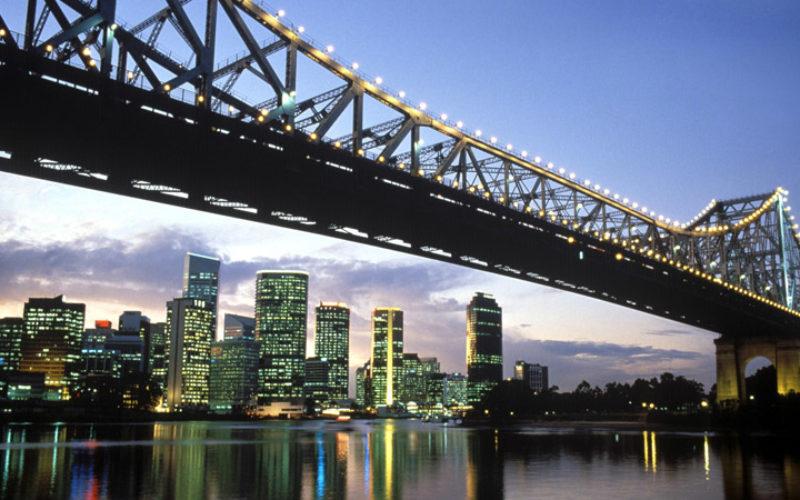 Visitors mean business for Brisbane