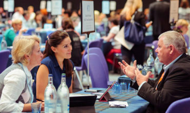 Edinburgh hosts 380 buyers at M&I Forum