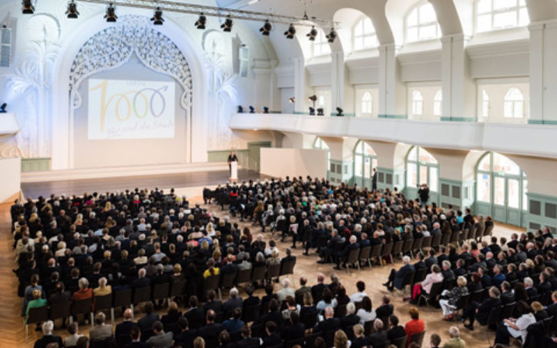 Leipzig CCL adds city zoo Kongresshalle to burgeoning portfolio