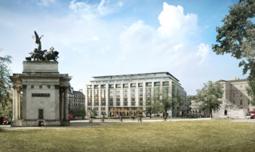 Peninsula plans new hotel in London