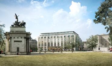 Peninsula plans new hotel in London