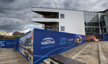 Belfast Waterfront shows off meeting rooms with a view