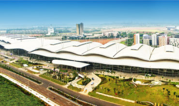 President of Indonesia inaugurates new Jakarta convention centre