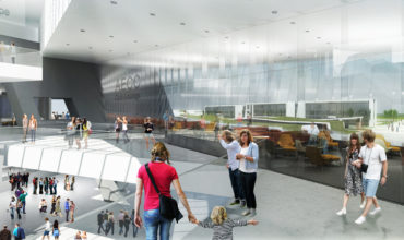 New plans unveiled for Aberdeen conference centre
