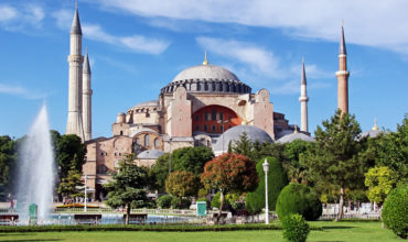 Istanbul: a tale of two cities