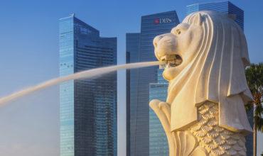 Singapore keeps its Lion's share
