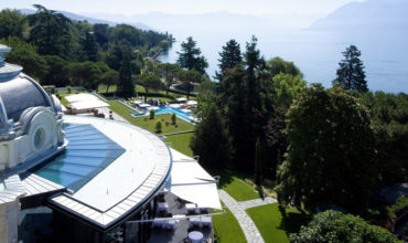 Lausanne hotels turn down the dazzle