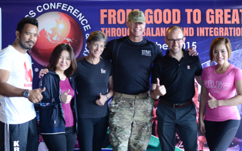 Conference places sell out at revamped AFC 2015