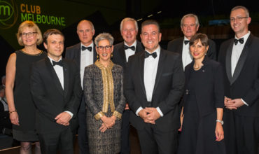 Club Melbourne launches Fellowship on 10th anniversary