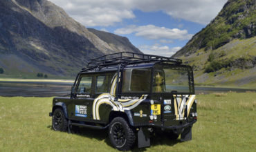 Land Rover brings 5,000 guests to Britain for Rugby World Cup