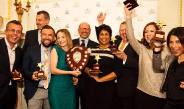 Sparkling venues claim glittering prizes