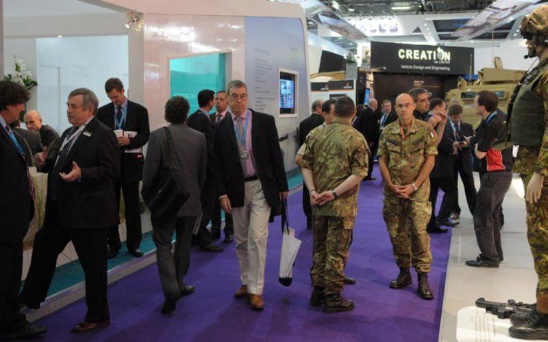 London arms fair worth £30m to economy, says organiser