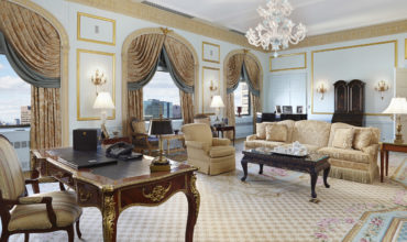 Obama shuns Waldorf-Astoria following Chinese take over