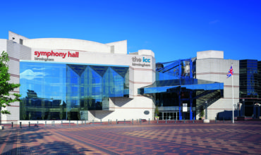 ICC Birmingham plans £10m facelift