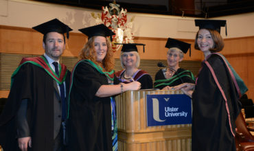 Graduate honours for Belfast Waterfront