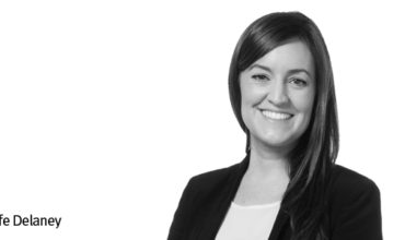 Aoife Delaney to become SITE's fourth Ovation president