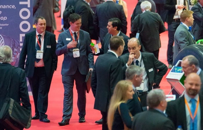 MRO Europe, Aviation Week presented by Penton at the Excel Centre London. 14th October 2015