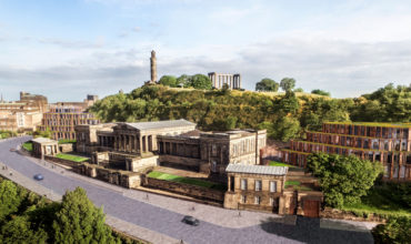 Fury over plans for five-star hotel in Edinburgh