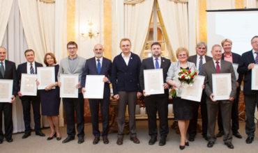 Lviv lists its first Honorary Ambassadors
