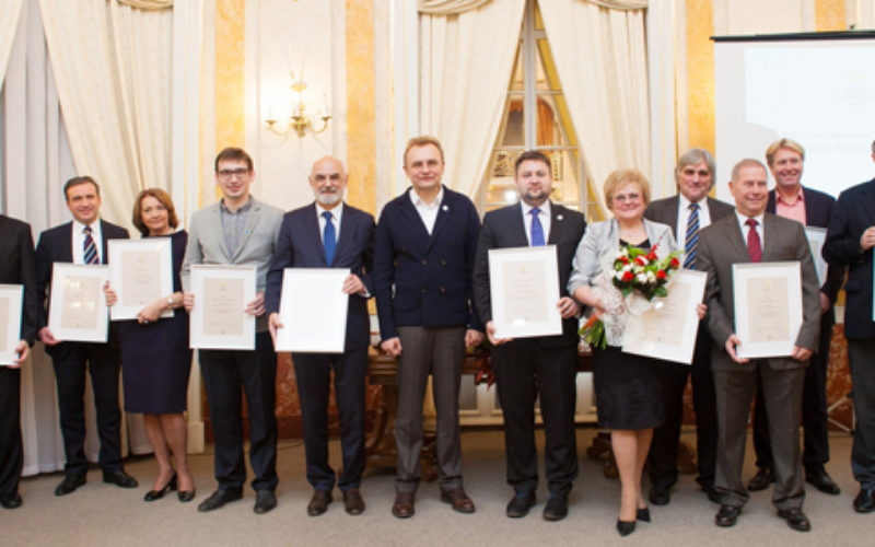 Lviv lists its first Honorary Ambassadors