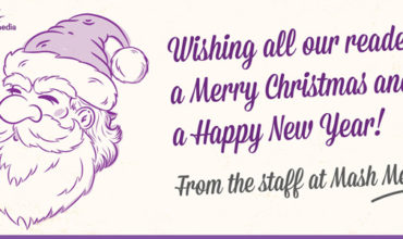 Merry Christmas and a Happy New Year to all our readers!