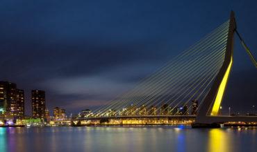 Rotterdam beats Barcelona to host major congress