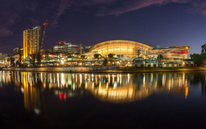Adelaide Convention Centre expansion reaches milestone
