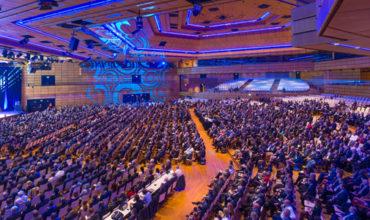 Medical conferences bring big 2016 tonic for Austria Center Vienna