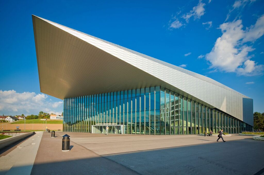 the convention center is the host of The swisstech convention center is the perfect venue for conferences of all sizes depending on the number of people you wish to host, the building offers various spaces  configuration.
