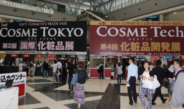 COSME TOKYO 2016 increases visitors and exhibitors
