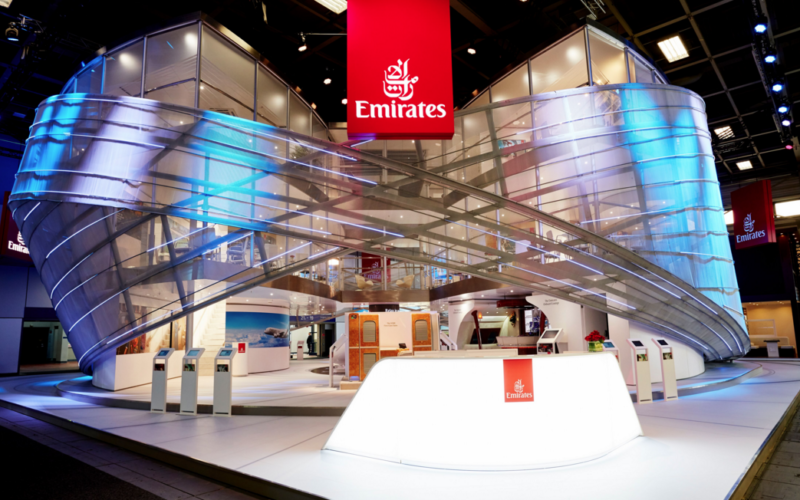 Pulse Group reveals Emirates' ITB Berlin presence
