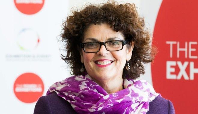 1. EEAA Chief Executive, Joyce DiMascio