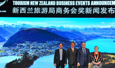 Queenstown to welcome 10,000 Chinese incentive guests