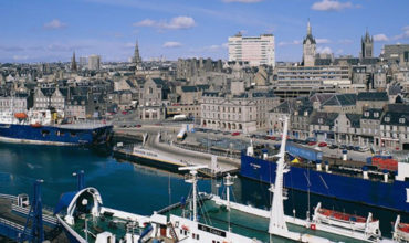 Subvention funding powers successful Aberdeen clean energy conference bid