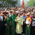 6,000 Rotarians Walk for Peace in Seoul