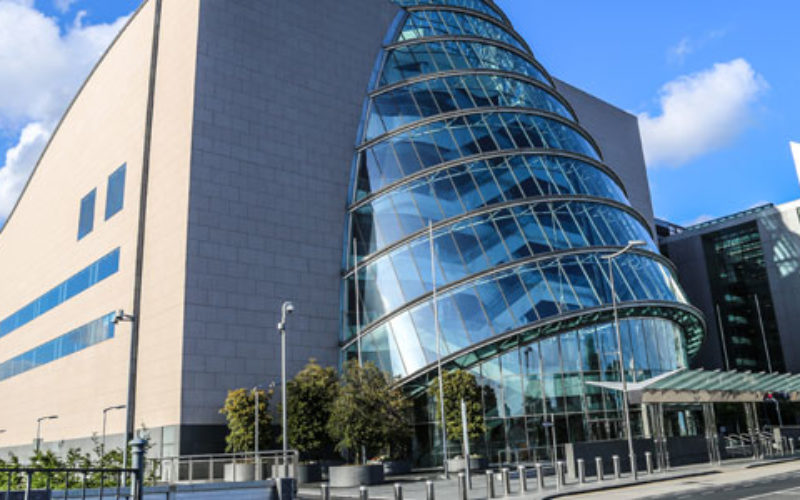 Paediatric Conference to be hosted at The Convention Centre Dublin