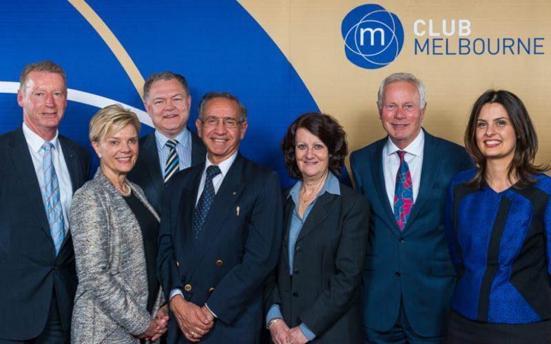 Club Melbourne inducts 13 'Ambassadors'