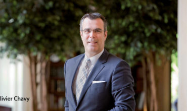 Mövenpick Hotels & Resorts names Olivier Chavy as new CEO