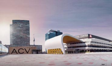 Digital Infrastructure award for Austria Center Vienna