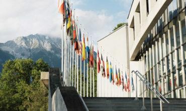 European event centres' Austrian Alpine first