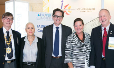 Dental researchers first of four medical conferences at ICC Jerusalem before end of year