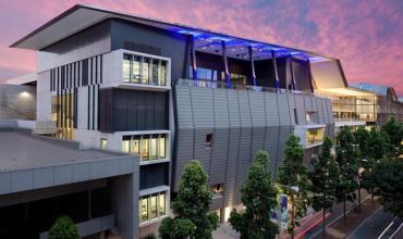 Brisbane fire conference makes 65% rebook