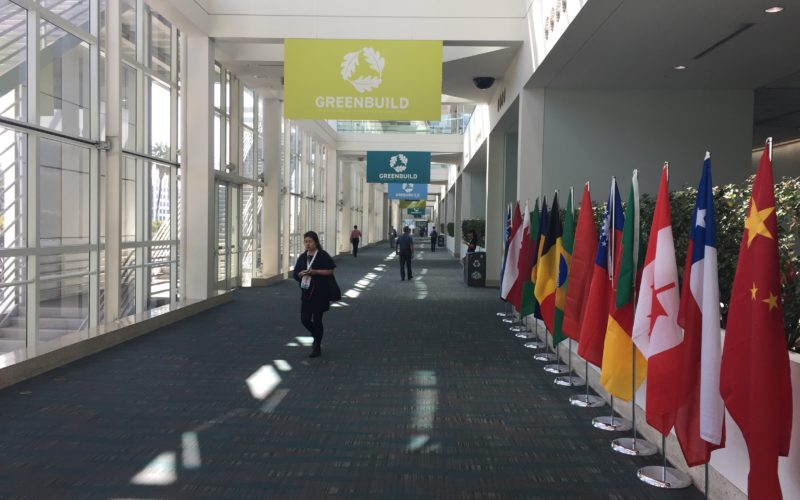 Los Angeles Convention Center announces green partnership