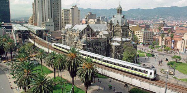 Panoramica Medellin
