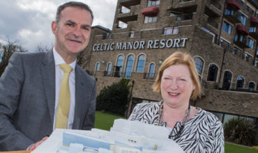 Construction work on Wales' Celtic Manor convention centre to begin in February 2017
