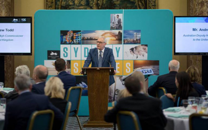 Lord Malloch-Brown joins Sydney Speaker series