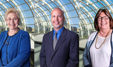 San Diego Convention Center names 2017 Board Officers