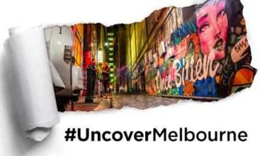 #UncoverMelbourne at AIME